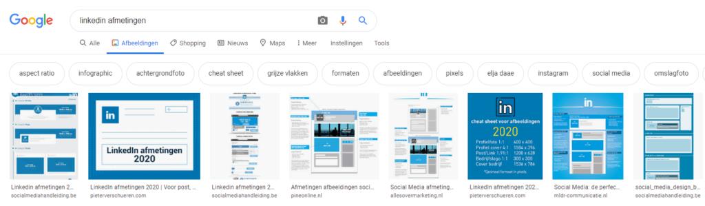 Voeg een alt tekst toe om hoog te scoren in Google Afbeeldingen (image SEO).
