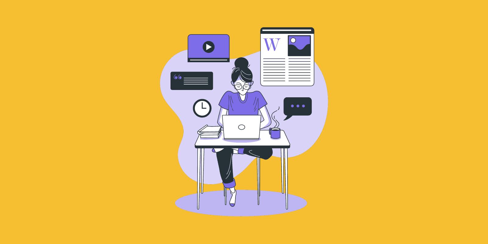 Hoe schrijf je een goede blog? Ik leg het uit aan de hand van deze tips.