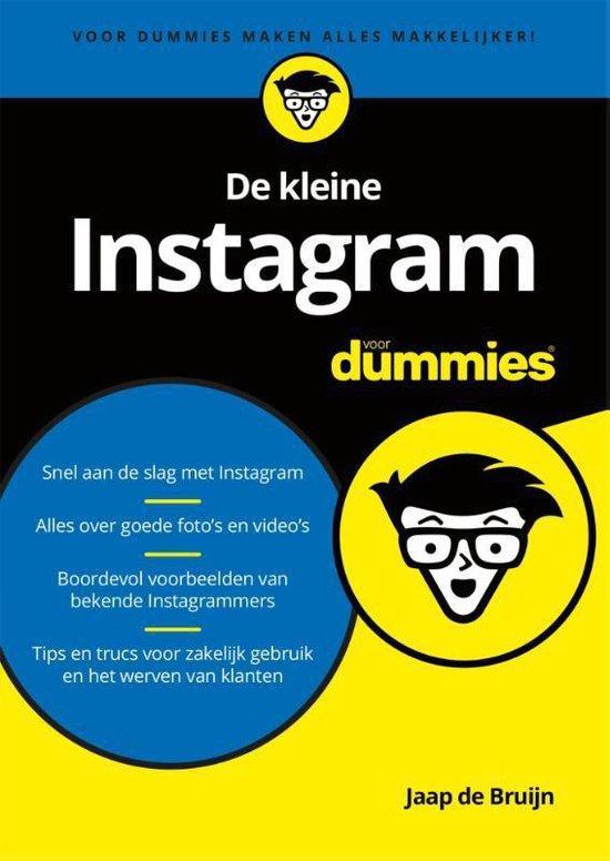 instagram boek dummies
