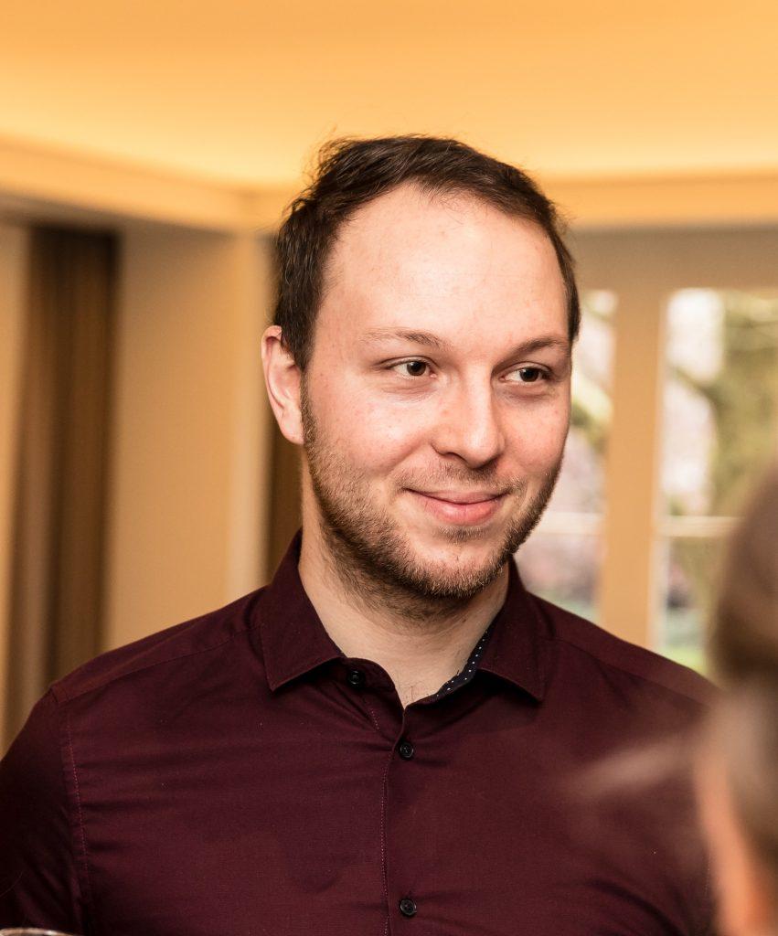 Torseo SEO bureau eigenaar Pieter Verschueren.