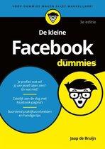 Facebook boek voor dummies
